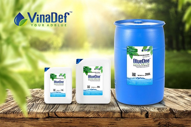 Dung dịch AdBlue BlueOne